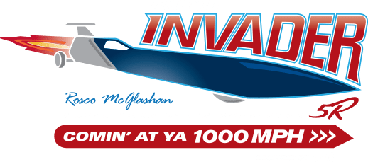 Aussie Invader - World Land Speed Record Challenger