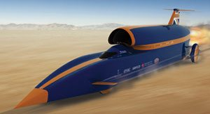 Bloodhound SSC - United Kingdom