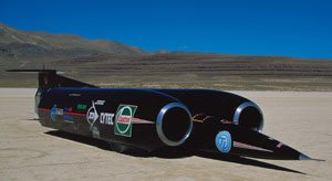 Andy Green - Thrust SSC